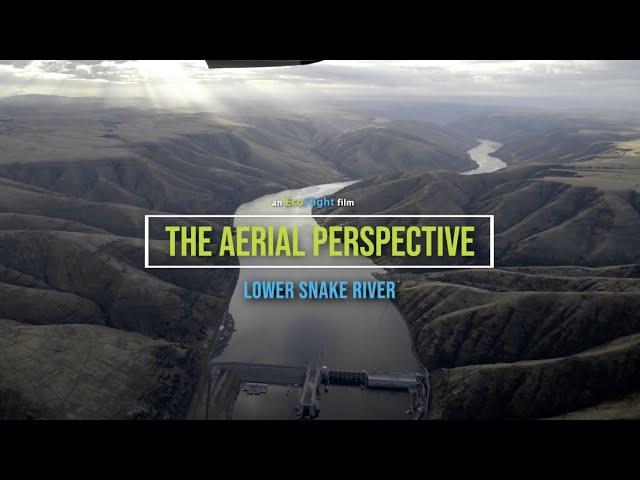 Lower Snake River, ID - Fish Habitat and Dams - Virtual Tour