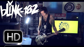 blink-182 - She's Out of Her Mind (Guitar Cover HD) by SymonIero
