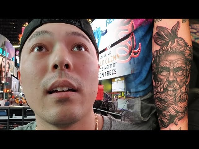 Empire State Tattoo Expo 2018 VLOG