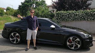 Would You Pay 100.000€ for an Audi RS5? [Review] Sub ENG