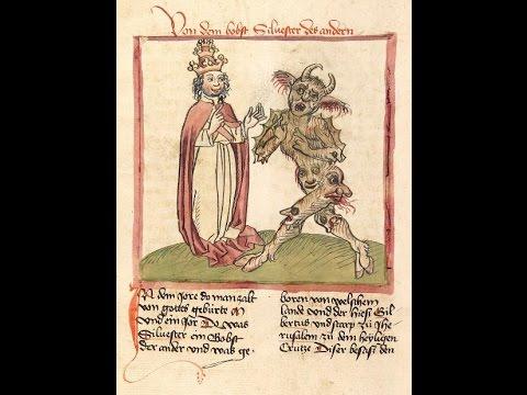 The Demon Pope 1000, Richard Garnett 1888