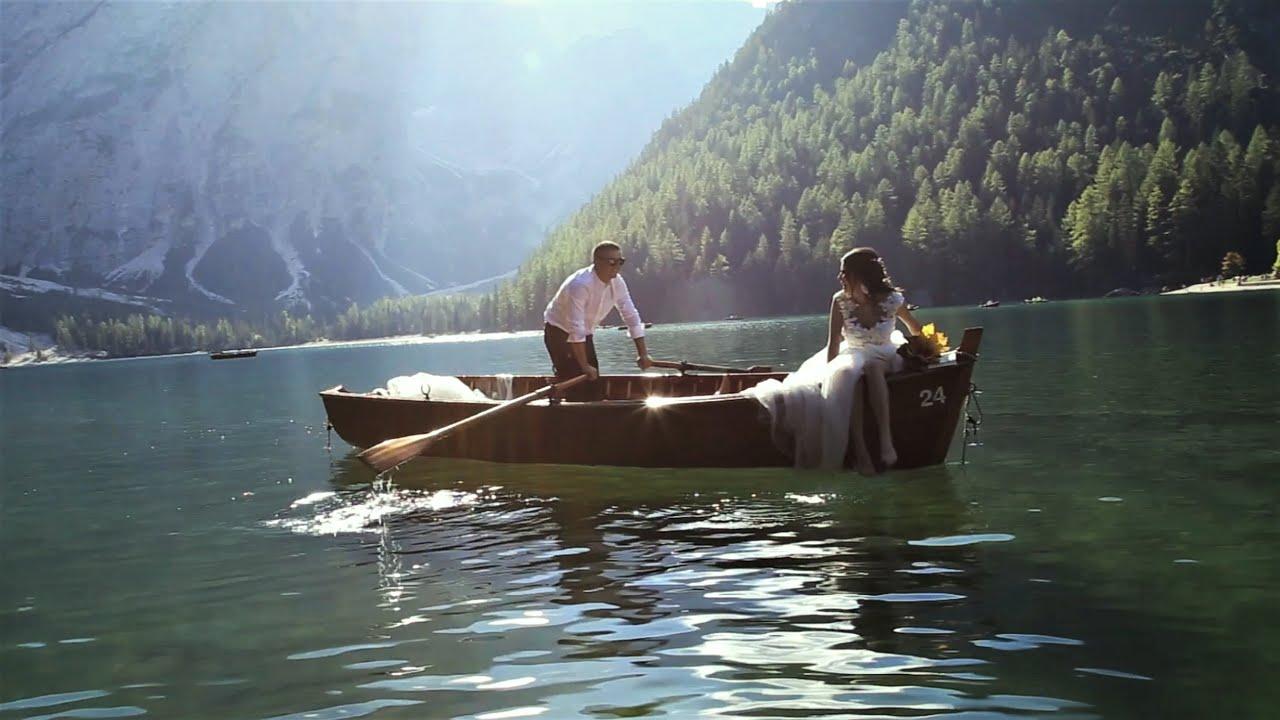 Love story / Lago Di Braies / Save the Date / Flystudio