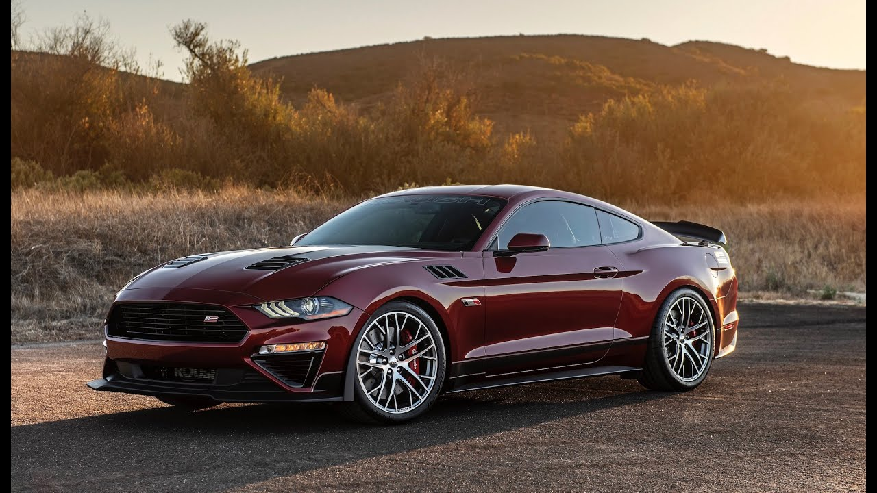 2020 Jack Roush Edition Mustang | Package Overview