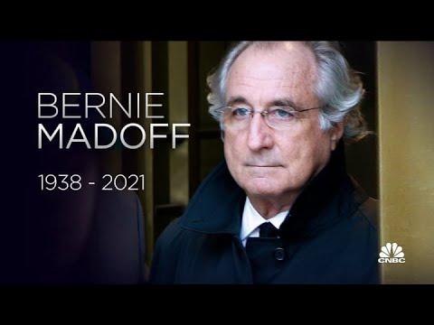 Bernie Madoff, Architect of Largest Ponzi Scheme in History, Dead at ...