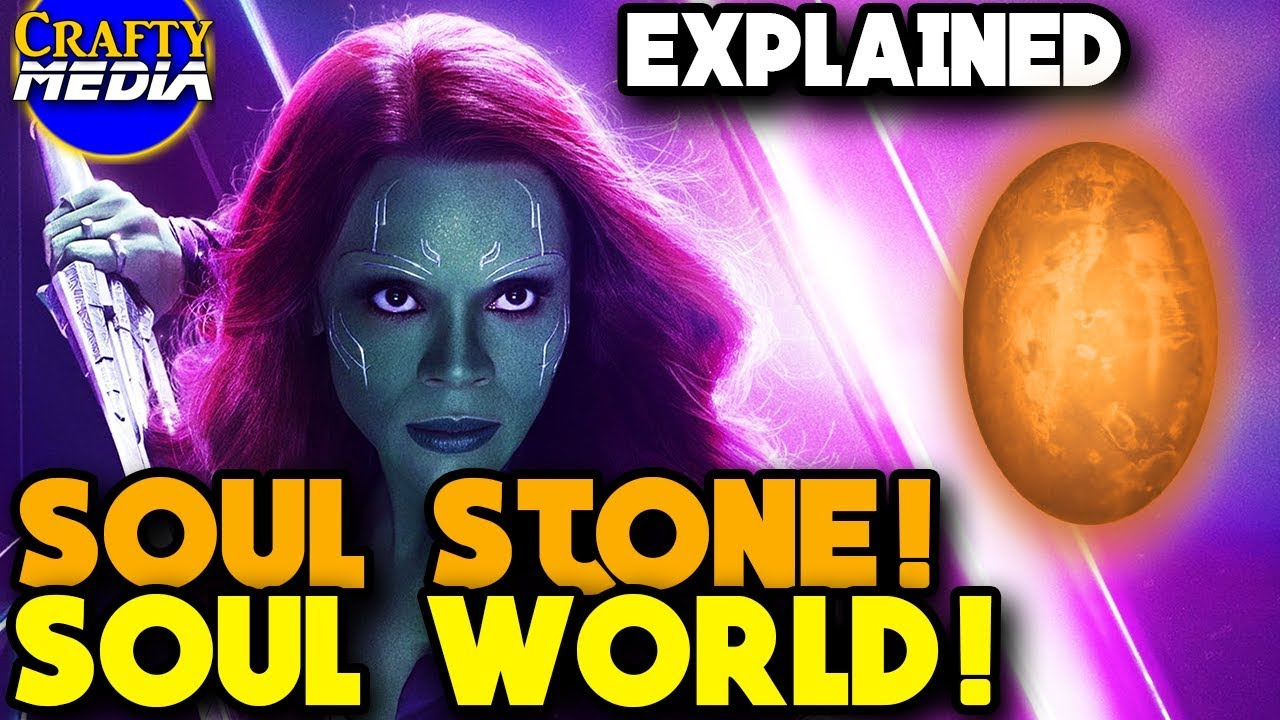 Soul Stone And Soul World Scenes Explained Comics Explained Avengers Infinity War