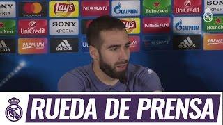 """Carvajal: """"Saldremos a ganar porque es lo que pide este escudo"""""""