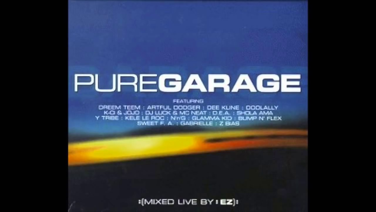 Pure Garage (Disc 1) (Full Album)