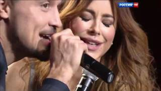 Дима Билан, Сергей Лазарев и Ани Лорак -