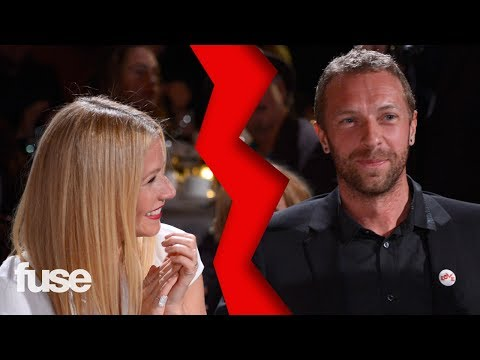 Coldplay's Chris Martin & Gwyneth Paltrow Separate