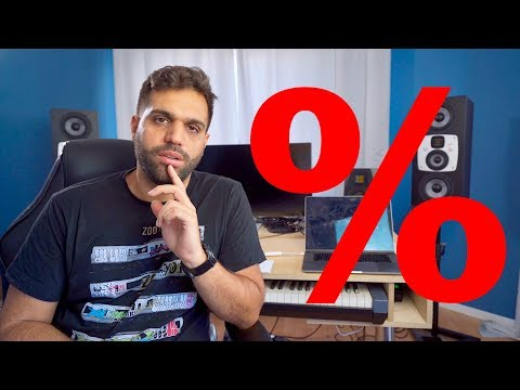 How Percentages Are Divided Between Record Labels & Artists