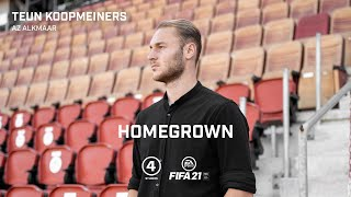 433Homegrown | Teun Koopmeiners: from Youth Player to Captain 🔴🔴