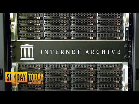 The Internet Archive Wants To Be A Digital Library For