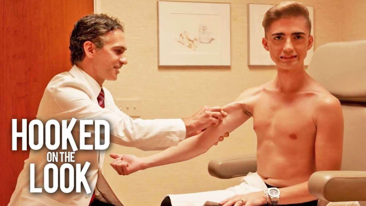 My Fake Biceps Are Botched - Now What Do I Do? | HOOKED ON THE LOOK