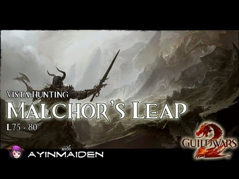 ★ Guild Wars 2 ★ - Malchor's Leap Vistas