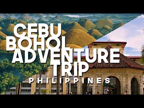 Cebu Bohol Adventure 2017