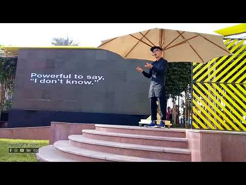 """Rethinking Design in the 21st Century"" By Chris Do in Cairo, Egypt - Rise Up Summit 2017"