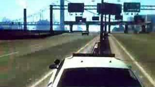 GTA IV NOOSE Cruiser