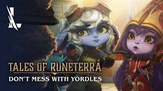 Tales of Runeterra: Don't Mess With Yordles | League of Legends: Wild Rift