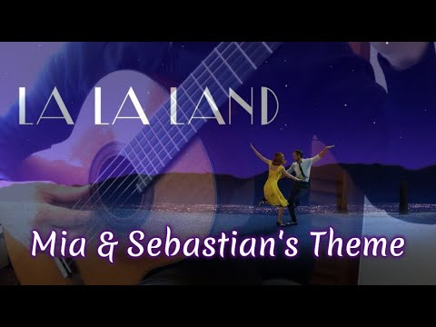 La La Land Guitar Cover - Mia & Sebastian's Theme Arranged For Classical Guitar