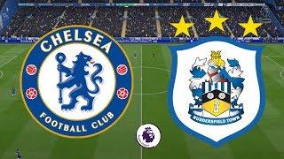 Premier League 2018/19 - Chelsea Vs Huddersfield - 02/02/19 - FIFA 19