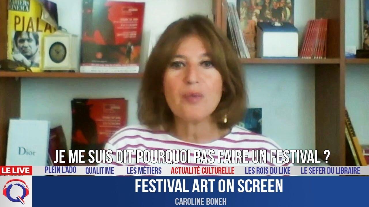 Festival Art on screen - Actuculture#281