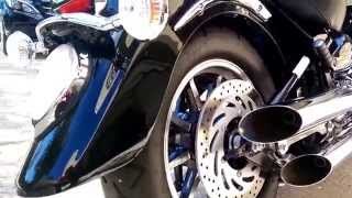 2012 Yamaha Road Star 1700 S. Cobra Slash Cuts