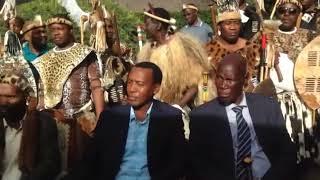 Kugadzwa kwaVaBulelani Khumalo saMambo Lobengula Komiswa Nedare Repamusoro