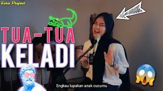 Download TUA TUA KELADI - ANGGUN C. SASMI (LIRIK) COVER BY ANGGUN PUTRI