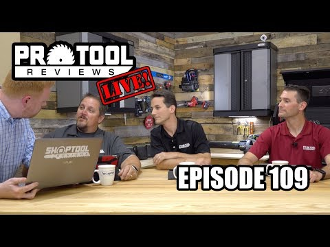 PTR Live! Ep 109 - The $2500 Push Mower