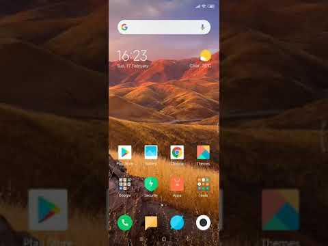 How to delete other files in xiaomi device redmi 6pr0 or any other device