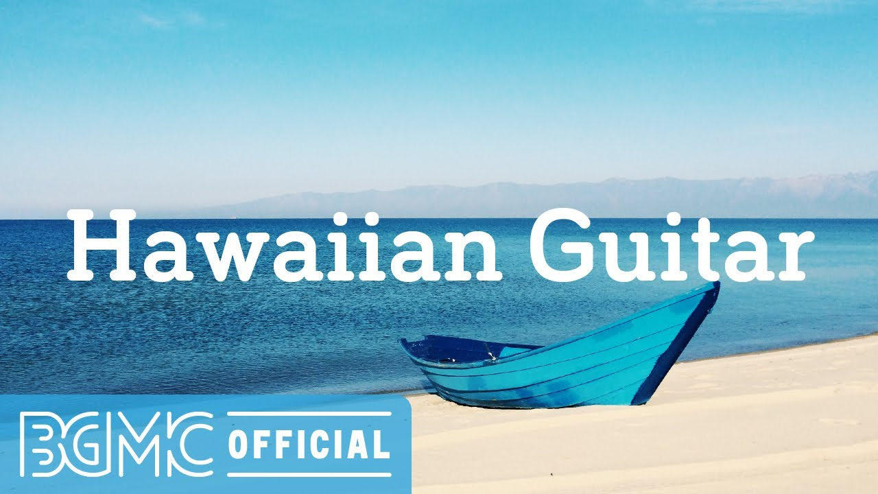 Hawaiian Guitar: Hawaiian Vacation Beach Music - Slow Ukulele Acoustic Guitar Music