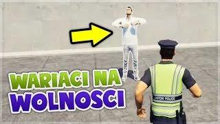 WARIACI NA WOLNOŚCI! - POLICE SIMULATOR PATROL DUTY #6 /w Don Drake