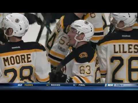 Bruins-Senators Game 1 Highlights 4/12/17