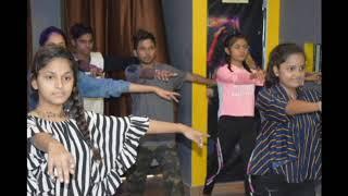 SIMBA : Aankh Marey | Dance Choreography | Vipin Dance Studio