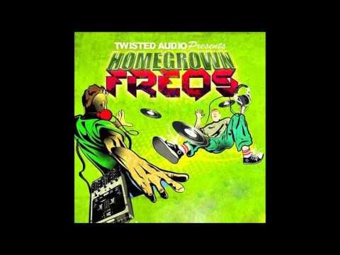 Homegrown Freqs - Drum & Bass Mix Aug 2013