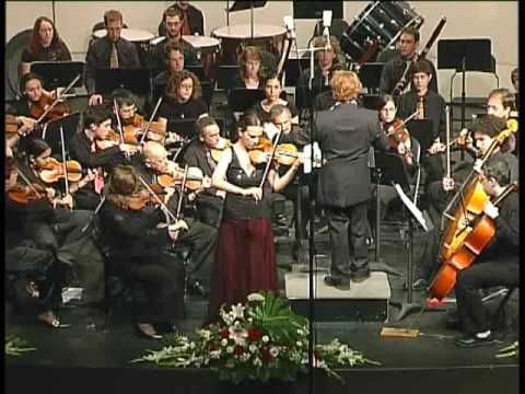 Tchaikovsky Violin Concerto 1st movement part 1