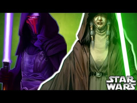 How Revan TRICKED His Jedi Masters Into Showing Him FORBIDDEN Force Abilities - Star Wars Explained