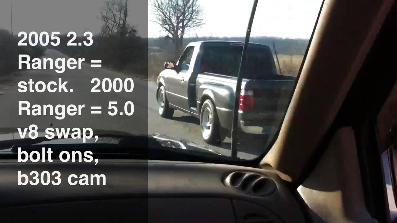 1998 ford ranger engine swap [ 1280 x 720 Pixel ]
