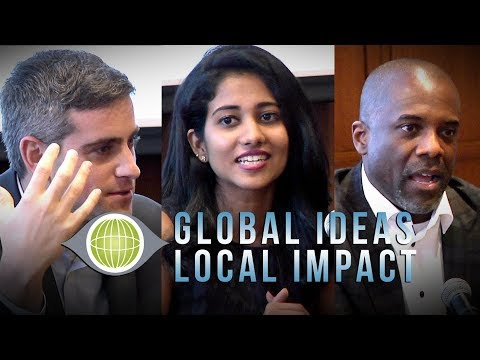 Global Ideas | Local Impact: Human Rights Opportunities