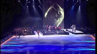 Art on Ice 2011 - Finale mit Donna Summer
