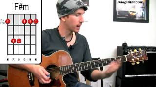 Back To December - Taylor Swift - Easy Acoustic Guitar Lesson - Tutorial with Chords