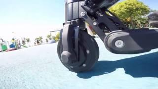 airbike ali5 v2 elektrikli scooter harekete hazır ol