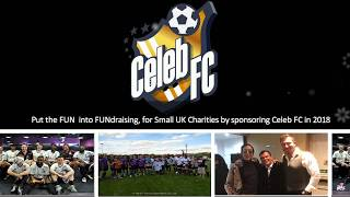 Celeb FC sponsorship available 2018