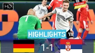 Download Video GERMANY VS SERBIA | ALL GOALS AND MATCH HIGHLIGHT 2019 MP3 3GP MP4