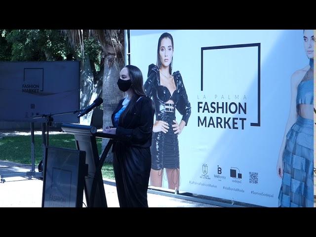 Presentación del proyecto La Palma Fashion Market en Los Llanos de Aridane.