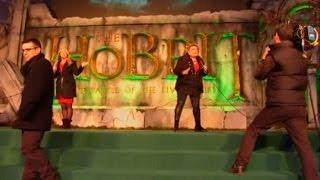 Звезды собрались в Лондоне на премьере заключительной части трилогии «Хоббит» (новости)