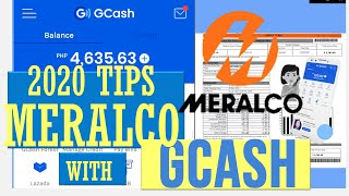2020 GCash Review  - Pay (Overdue) Meralco Bills with GCash Wallet Step by step screenshot 2