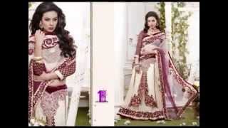 RED SPARROW   DESIGNER SAREES