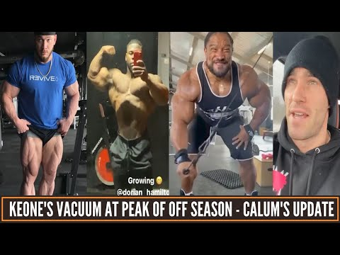 Hunter teases fans about next show-Can Roelly still bring his career`s best-Calum makes big move