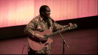 The sound of South Africa: Vusi Mahlasela at TEDxCharlottesville 2013